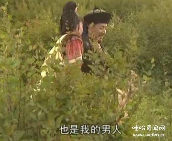 宝日龙梅和康熙的孩子