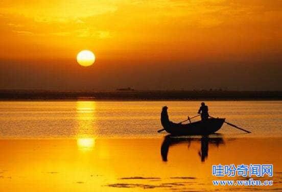 鄱阳湖水怪