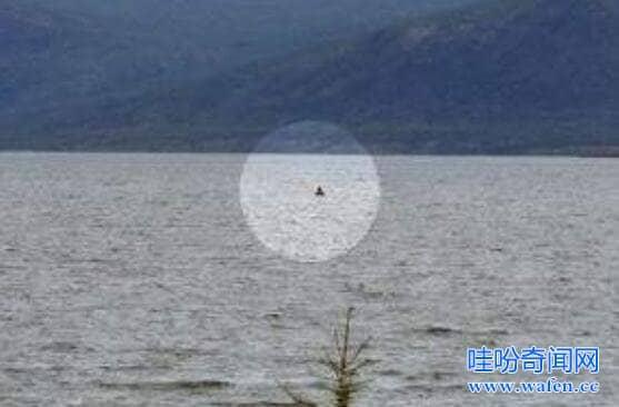 镜泊湖水怪之谜