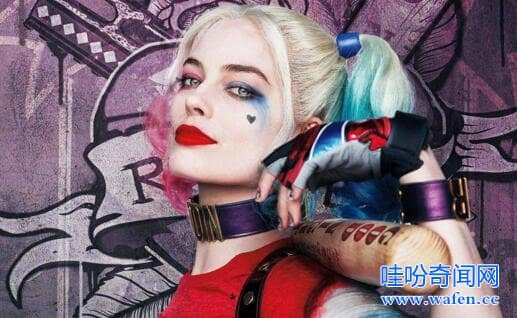 小丑女哈莉·奎茵