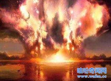 天启大爆炸