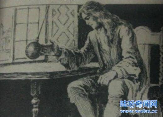 牛顿精神失常之谜