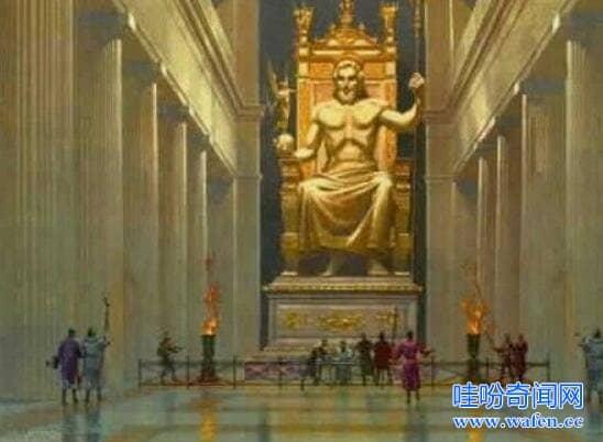奥林匹亚宙斯神像