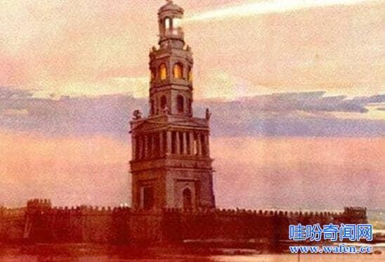埃及法洛斯灯塔