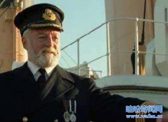泰坦尼克号船长再现之谜