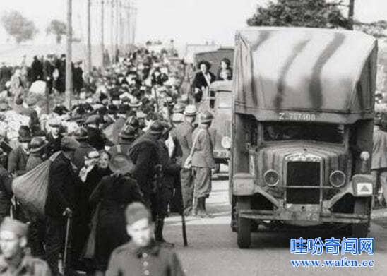 二战德国大逃亡