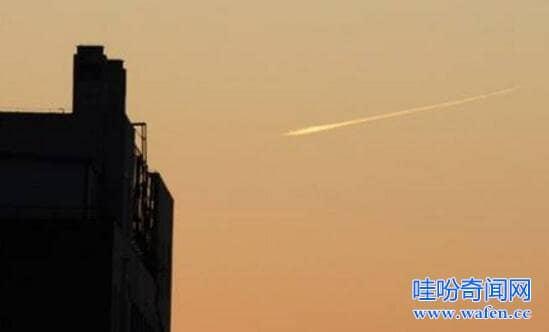 北京不明飞行物