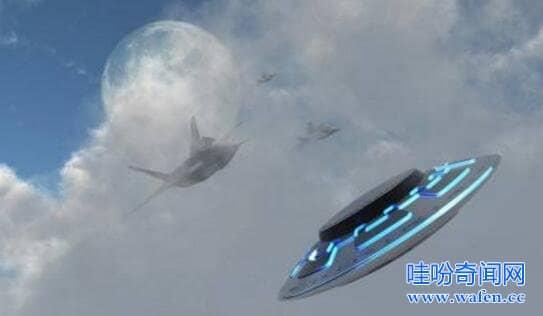 我是飞行员见过ufo,美国战斗机飞行员发现超速行驶的UFO