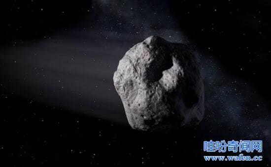 可能撞击地球的小行星