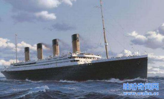 泰坦尼克号上的木乃伊