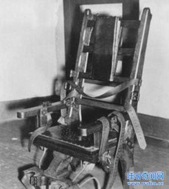 欧洲古刑法女巫的椅子