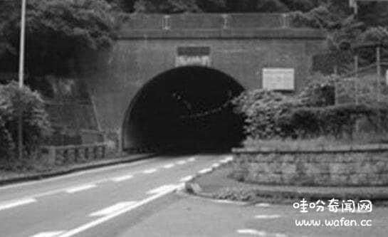 日本犬鸣隧道灵异事件