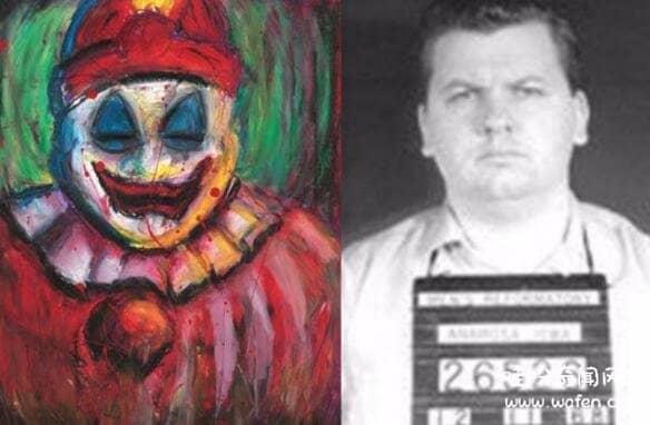 肥胖的杀人小丑