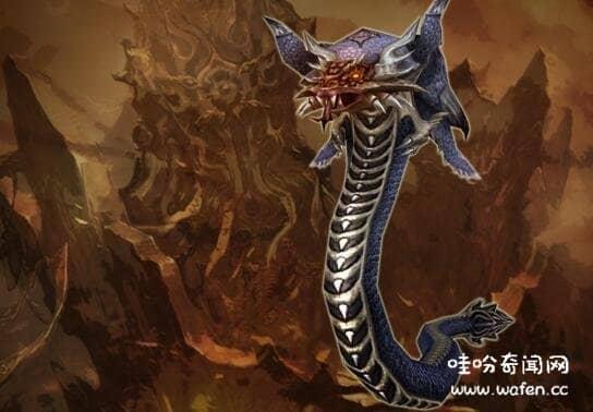 烛龙山海经_烛龙、应龙、蛟龙、螭龙谁更强,解析四种龙的不同_哇吩奇闻网
