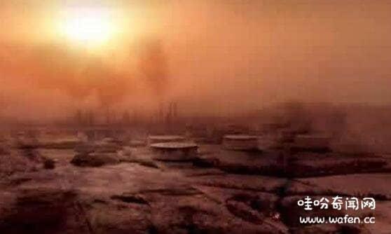 马斯河谷烟雾事件