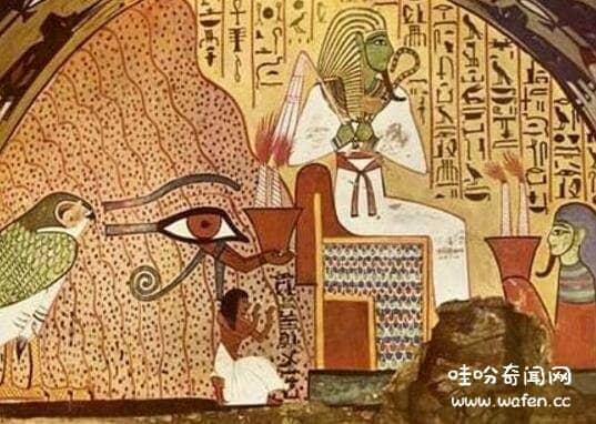 古埃及法老是外星人后裔,头部超常发育指导奴隶建造出奇迹金字塔