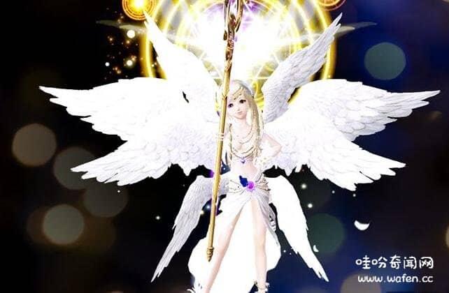 天使等级和翅膀数量