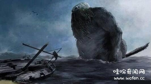 圣经中的十大怪物,利维坦十大怪物之首/唯一可以抗衡恶魔撒旦的怪物