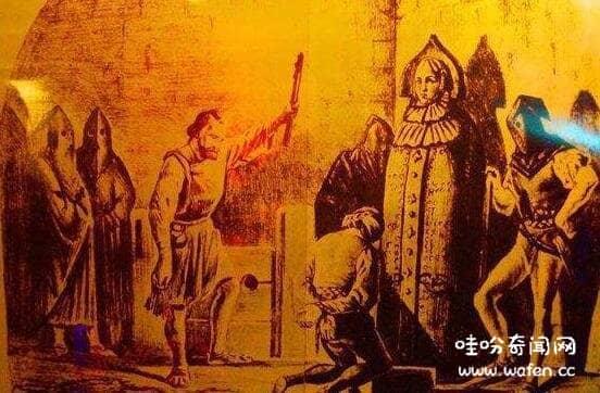 铁处女酷刑