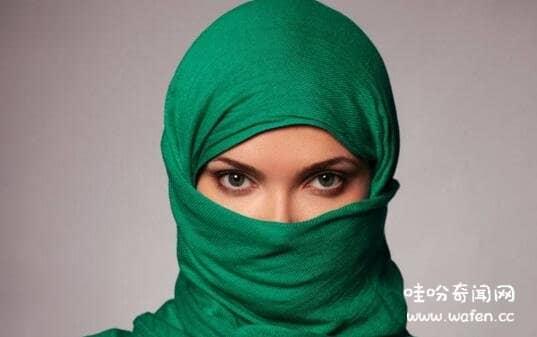 阿拉伯女人为什么蒙面