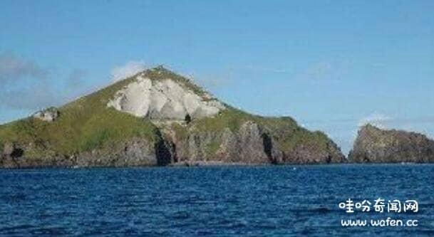 探索大海幽灵岛之谜,多次出现又消失/是地底暗河沙土堆积而成
