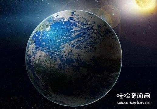 为什么地球被称为蓝色星球