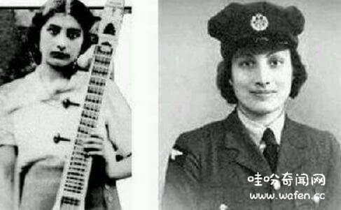 二战公主间谍努尔·艾娜雅特·汗