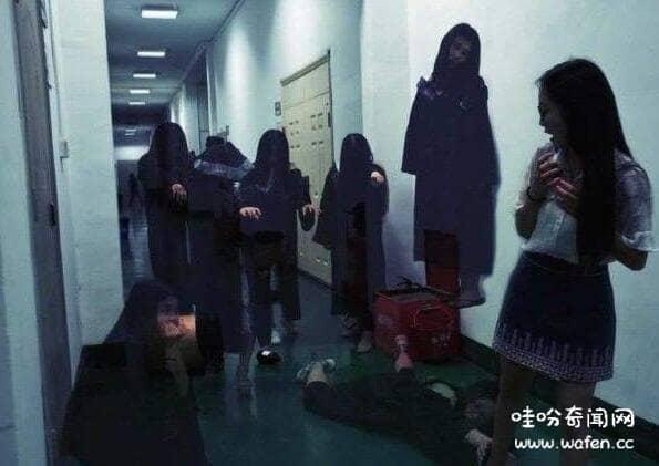 中国十大闹鬼学校