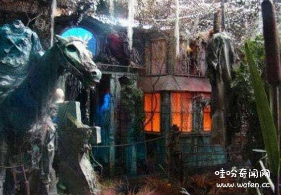 上海黑匣子鬼屋