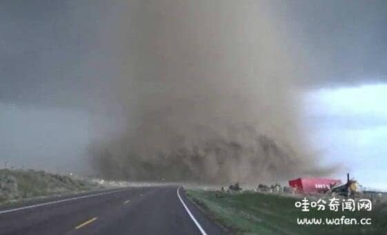 世界上最强的龙卷风