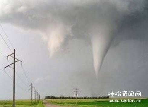神奇的龙卷风