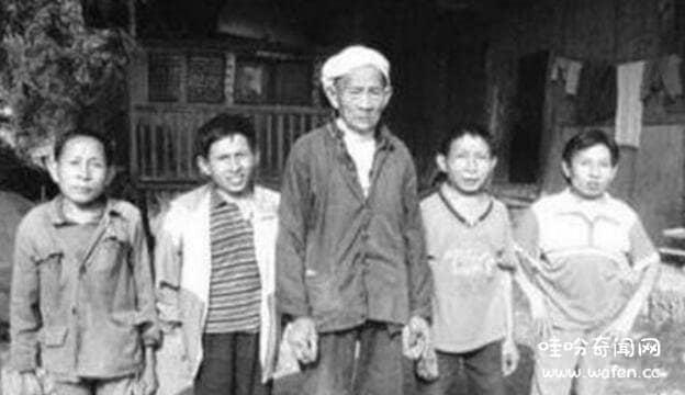 江苏矮人家族百年诅咒之谜