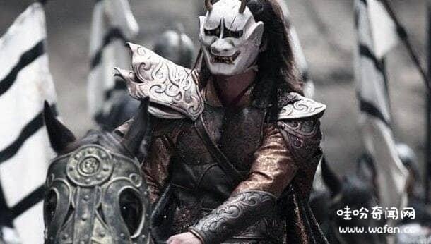 兰陵王为何要戴面具