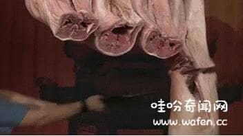 世界上最恐怖的一把刀,鬼手刀/一把融合人血肉骨头做成的刀