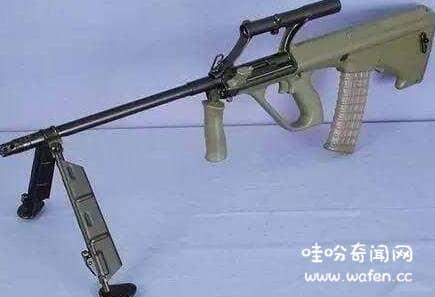 世界十大机枪排名