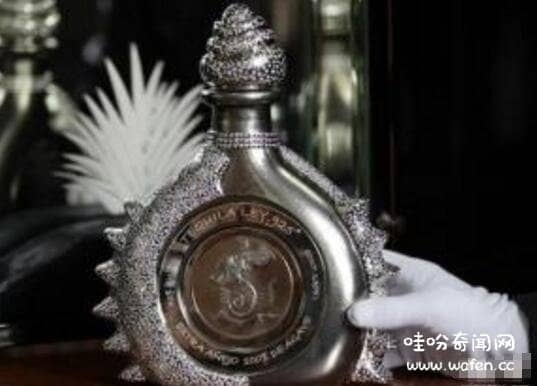 世界上最贵的酒多少钱一瓶