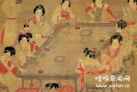 中国古代十大名画欣赏