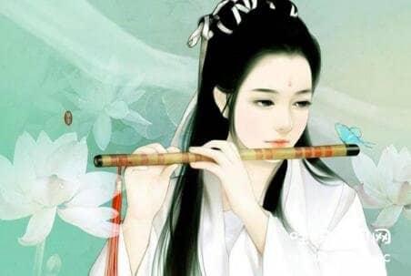 中国古代十大才女图片