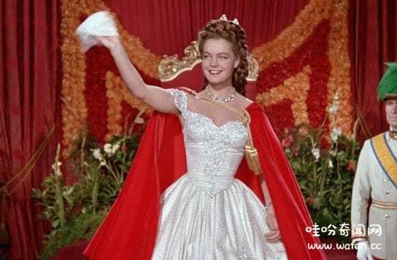 欧洲历史上最美的王后