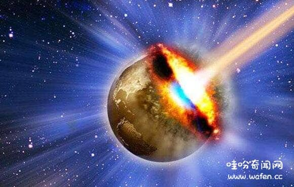 小行星撞击地球
