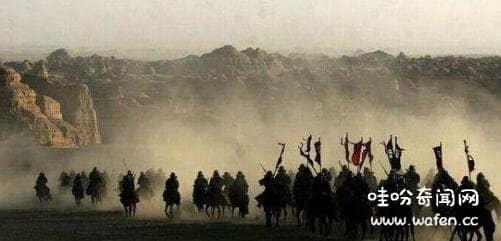 历史上的十大军团排名