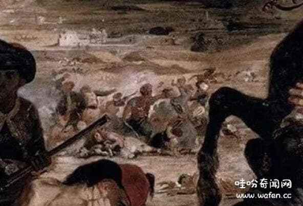 希俄斯岛大屠杀的原因是什么