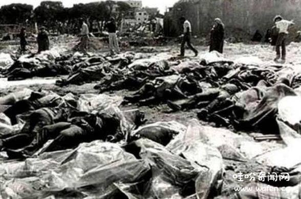 贝鲁特大屠杀的幕后真凶��真是恐怖是谁