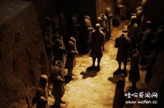 秦始皇兵马俑2号坑灵异事件