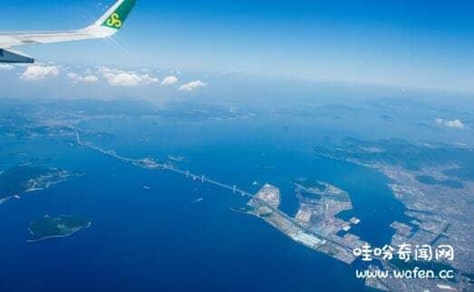世界最小的海峡是什么