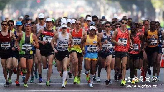 运动员被子弹击中脑壳,他竟以为是小石头然后跑完了马拉松