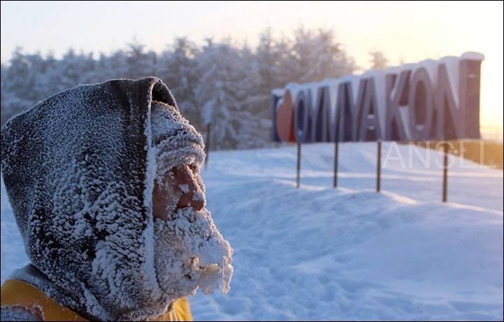 在零下52度举行的马拉松,可能是世界上最冷的跑步比赛