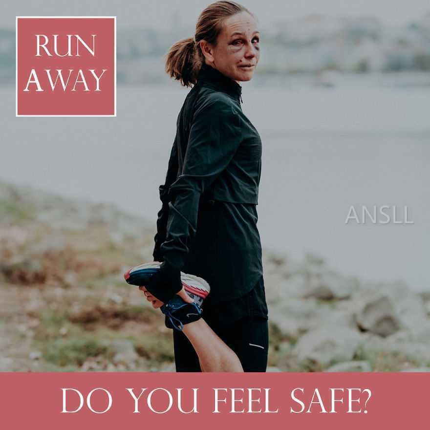 run away!在布达佩斯,一位马拉松活动员遭到了桀骛的性侵