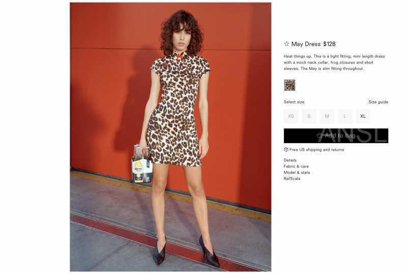 """国外的品牌设计师们请注意,你们剽窃的这款设计叫做""""旗袍"""""""