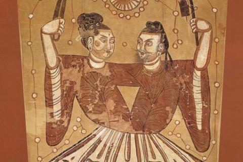女娲和伏羲是兄妹,为什么要结为夫妻?